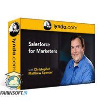 دانلود Lynda Salesforce for Marketers