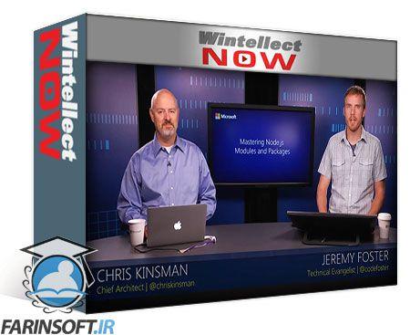 دانلود Microsoft Virtual Academy Mastering Node.js