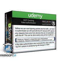 Udemy Learn Wi-Fi Password Penetration Testing (WEP/WPA/WPA2)
