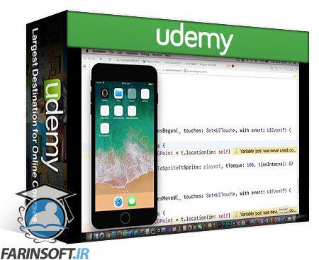 دانلود Udemy The Ultimate iOS 11 & Swift 4 Course  Learn to