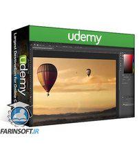 دانلود Udemy Adobe Photoshop For Everyone: Design 12 Practical Projects