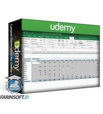 دانلود Udemy Excel Bootcamp – Go from Beginner to Excel Pro in 20 Steps