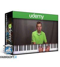دانلود Udemy Even More Chord Positions on Keyboard: Piano Building Blocks
