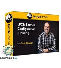 دانلود Lynda Linux Foundation Cert Prep: Service Configuration (Ubuntu)
