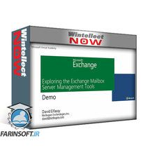 دانلود WintellectNOW Exchange Server 2013: Configuring and Managing Recipients, Public Folders, and Mailbox Servers