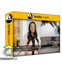 دانلود Lynda Presenting as a Team