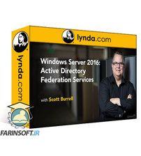 دانلود Lynda Windows Server 2016: Active Directory Federation Services
