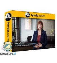 دانلود Lynda Managing Up, Down, and Across the Organization