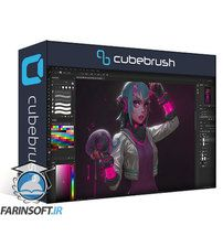 دانلود Cubebrush Photoshop Painting