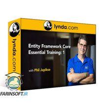 دانلود Lynda Entity Framework Core Essential Training: 1