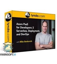 دانلود Lynda Azure Enterprise Development:  2 Application Services