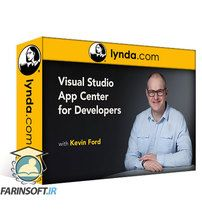 دانلود Lynda Visual Studio App Center for Developers
