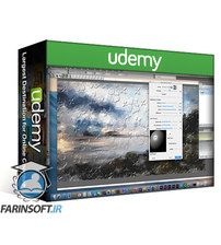 دانلود Udemy Paint Your First Digital Landscape using Corel Painter