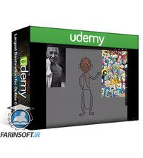دانلود Udemy Ultimate Guide to Drawing Animated Characters