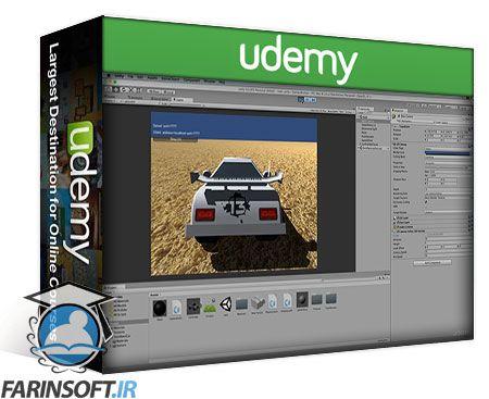 دانلود Udemy Unity Networking From Scratch for (Unity 5 to