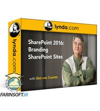 دانلود Lynda SharePoint 2016: Branding SharePoint Sites