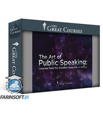 دانلود TTC Art of Public Speaking: Lessons from the Greatest Speeches in History