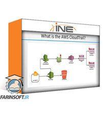 دانلود INE Logging activities with AWS CloudTrail