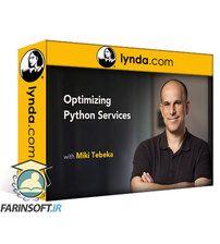 دانلود Lynda Optimizing Python Services