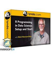 دانلود Lynda R Programming in Data Science: Setup and Start