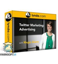 دانلود Lynda Twitter Marketing: Advertising