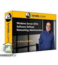 دانلود Lynda Windows Server 2016: Software Defined Networking Administration