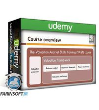 دانلود Udemy The Valuation Analyst Skills Training (VAST) course
