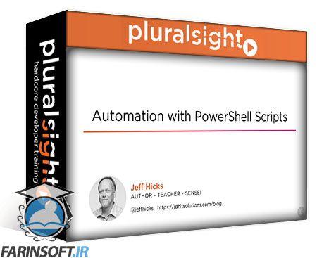 دانلود PluralSight Automation with PowerShell Scripts