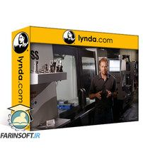 دانلود Lynda G-Code Programming for CNC Foundations