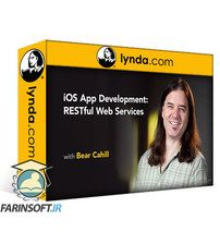 دانلود Lynda iOS App Development: RESTful Web Services