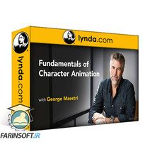 دانلود Lynda Learning Character Animation