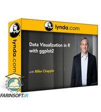 دانلود Lynda Data Visualization in R with ggplot2
