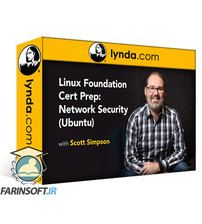 دانلود Lynda Linux Foundation Cert Prep: Network Security (Ubuntu)