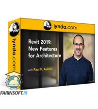 دانلود Lynda Revit 2019: New Features for Architecture