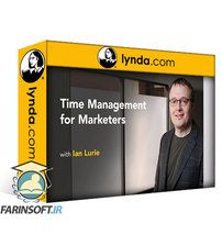 دانلود Lynda Time Management for Marketers