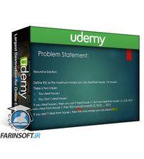 دانلود Udemy Intro To Dynamic Programming – Coding Interview Preparation