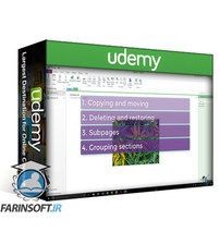 دانلود Udemy Learn Microsoft OneNote 2016 the Easy Way