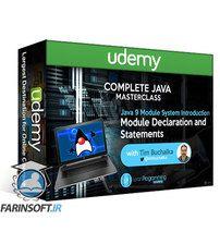 دانلود Udemy Complete Java Masterclass