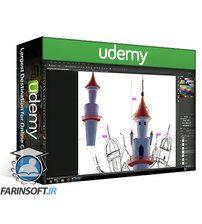 دانلود Udemy Learn Professional 2D Game Graphic Design in Photoshop