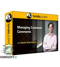 دانلود Lynda Social Media Marketing: Managing Customer Comments
