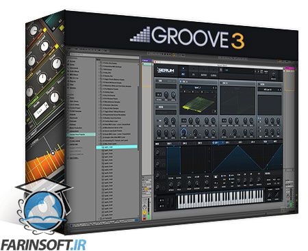 دانلود Groove3 Serum 201 Wavetable Design