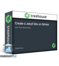 دانلود Treehouse Create a Jekyll Site on GitHub
