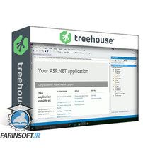 دانلود Treehouse Creating Your First ASP.NET MVC Website