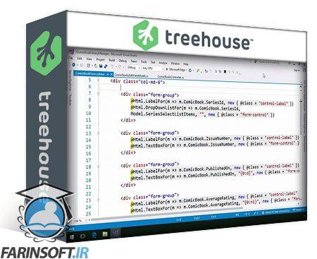 Treehouse Entity Framework | Nakanak org