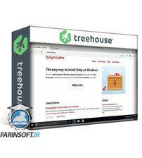 دانلود Treehouse Installing a Ruby on Rails Development Environment in Windows