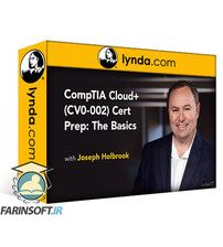 دانلود Lynda CompTIA Cloud+ (CV0-002) Cert Prep: The Basics