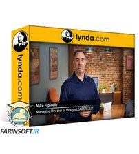 دانلود Lynda Managing a Cross-Functional Team