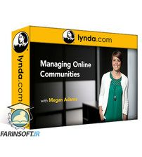 دانلود Lynda Social Media Marketing: Managing Online Communities