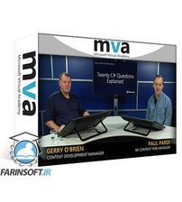 دانلود Microsoft Virtual Academy Twenty C# Questions Answered