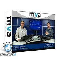 دانلود Microsoft Virtual Academy Using Git with Visual Studio 2013 Jump Start
